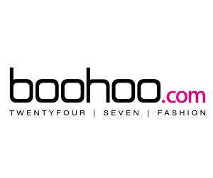 tutti i codici promozionali Boohoo